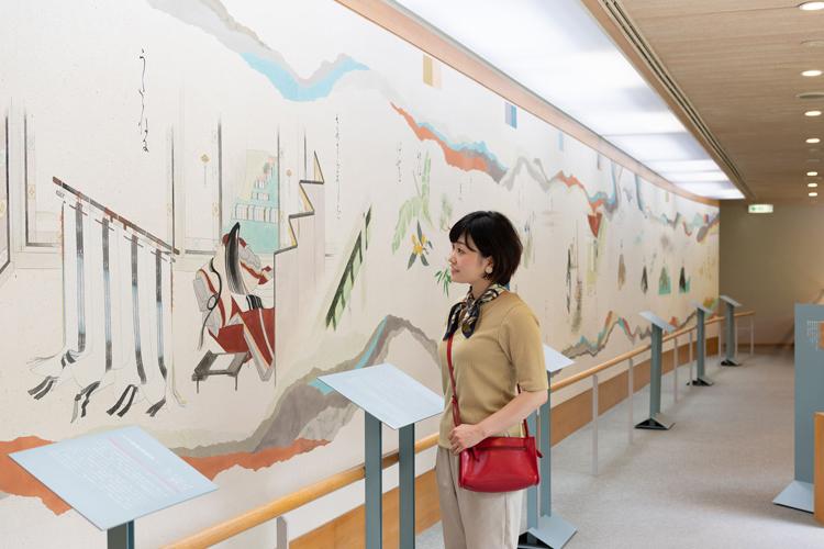 <C_006>長良川鉄道で行く、大和・古今伝授の里フィールドミュージアムコース「春はお花見、秋は紅葉。歴史の重なりと、文化の香りを巡る大和・古今伝授散策の旅」