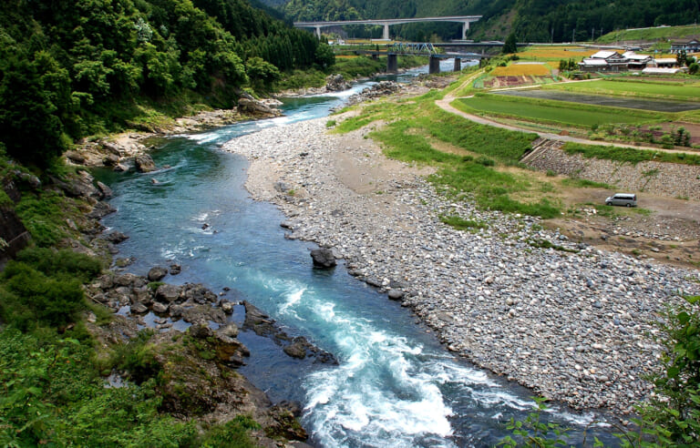 長良川 スライダー画像1