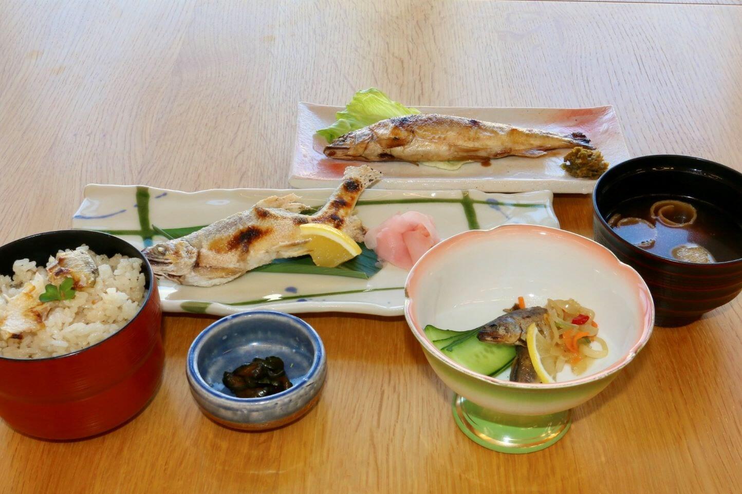 レストラン里川 スライダー画像4