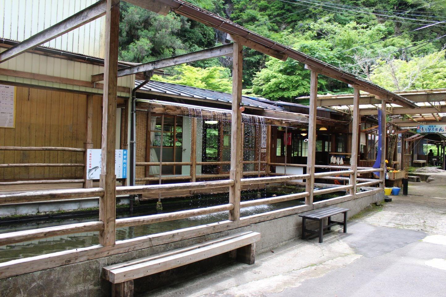 釜ヶ滝 滝茶屋 スライダー画像4