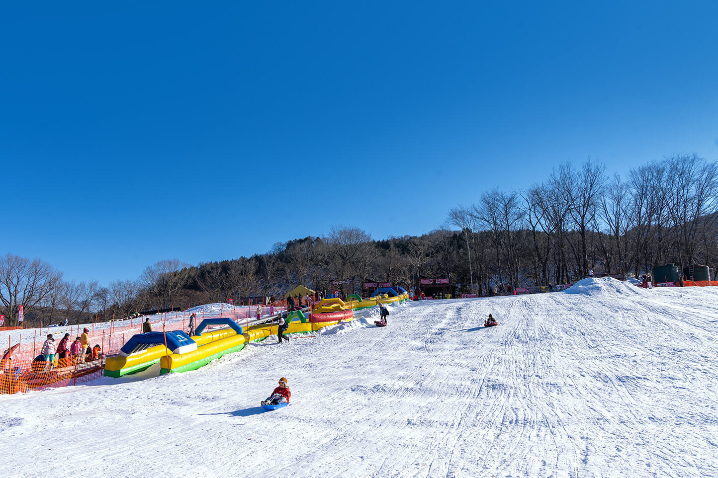 めいほうスキー場 スライダー画像2