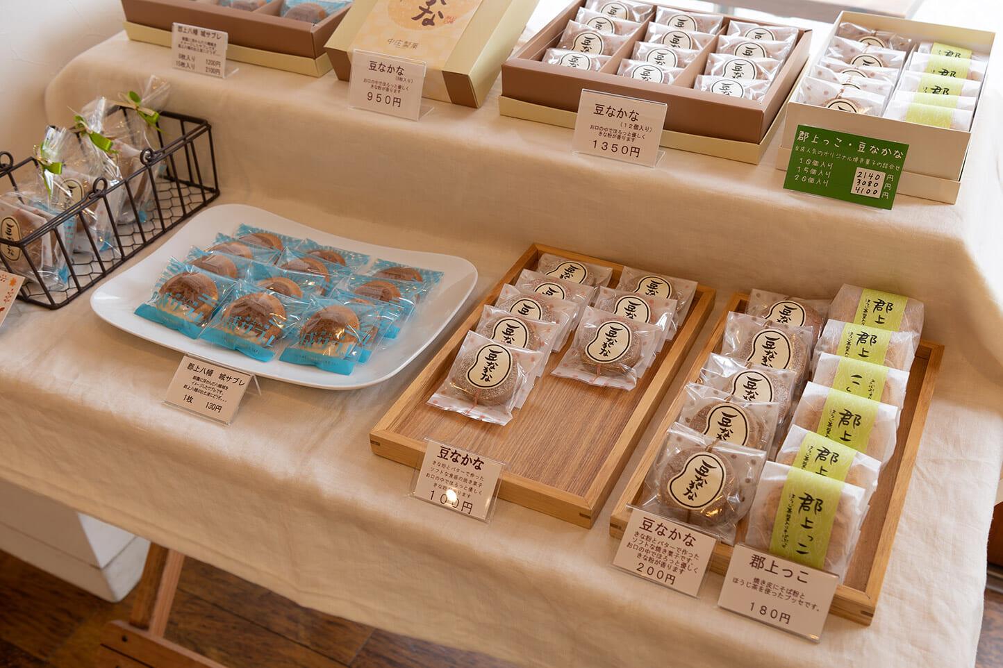 中庄製菓 スライダー画像3