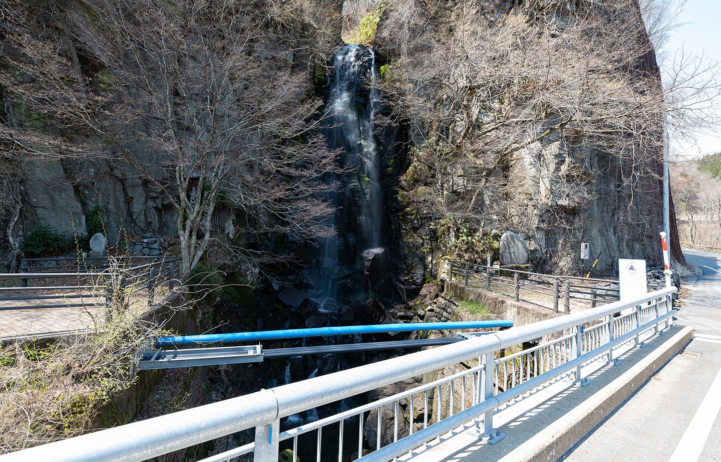 駒ヶ滝 スライダー画像3