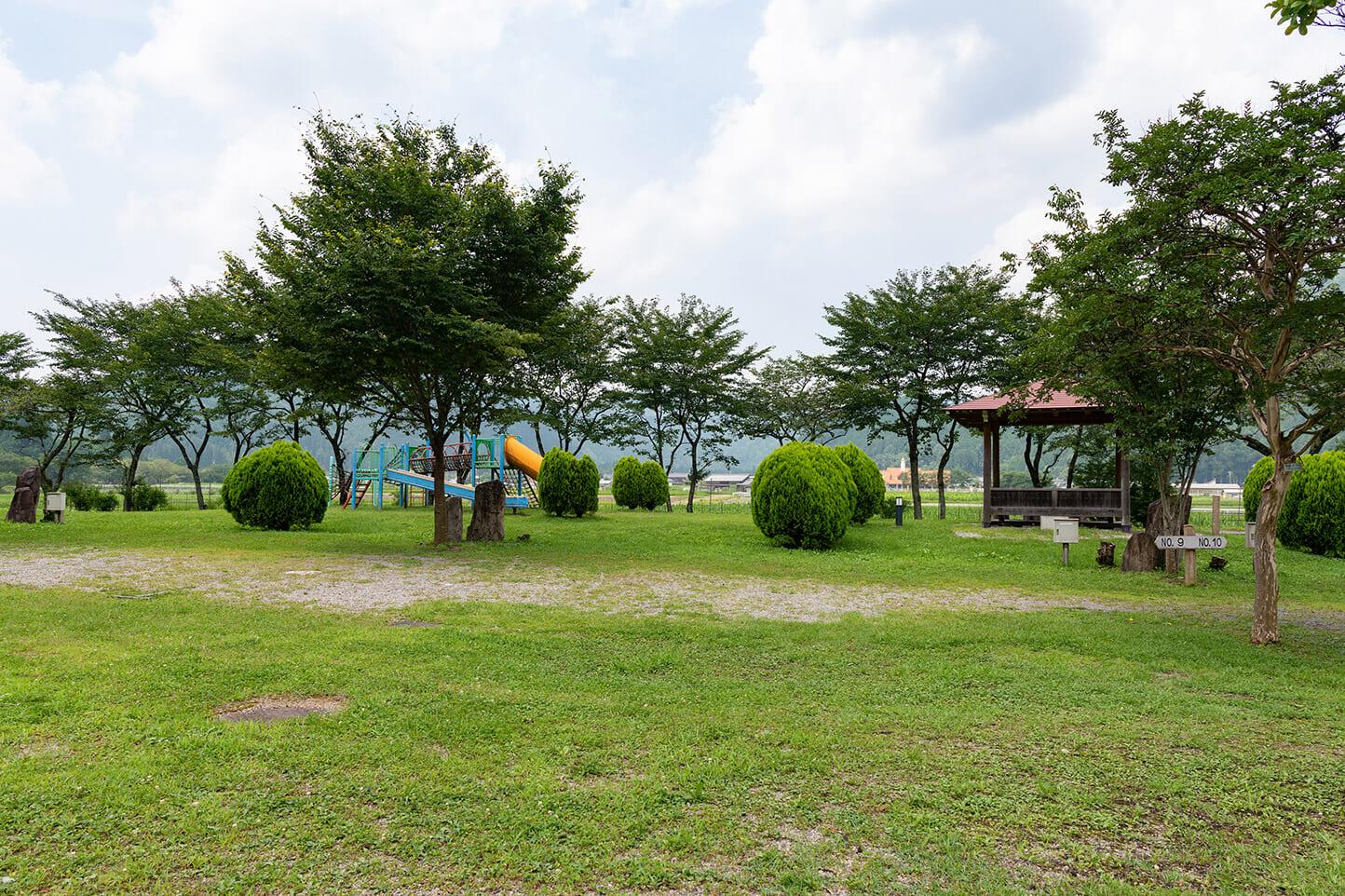 和良川公園オートキャンプ場 スライダー画像3