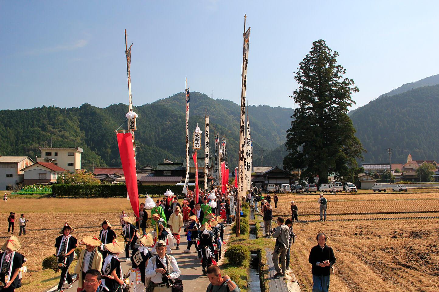 戸隠神社祭礼(九頭の祭) スライダー画像2