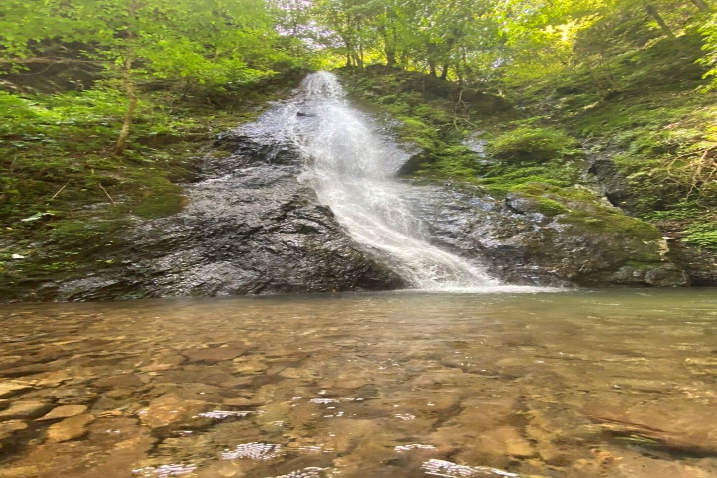 御手洗の滝 スライダー画像1