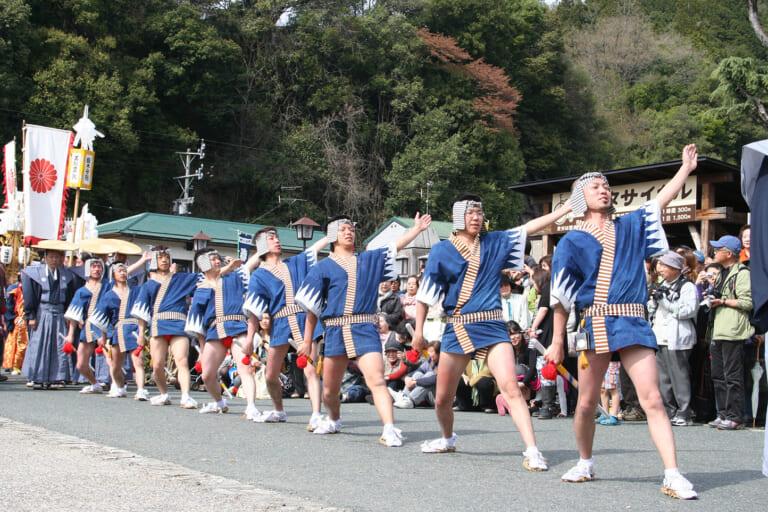 小野八幡神社祭礼