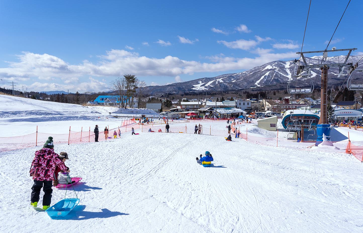 ひるがの高原スキー場 スライダー画像2
