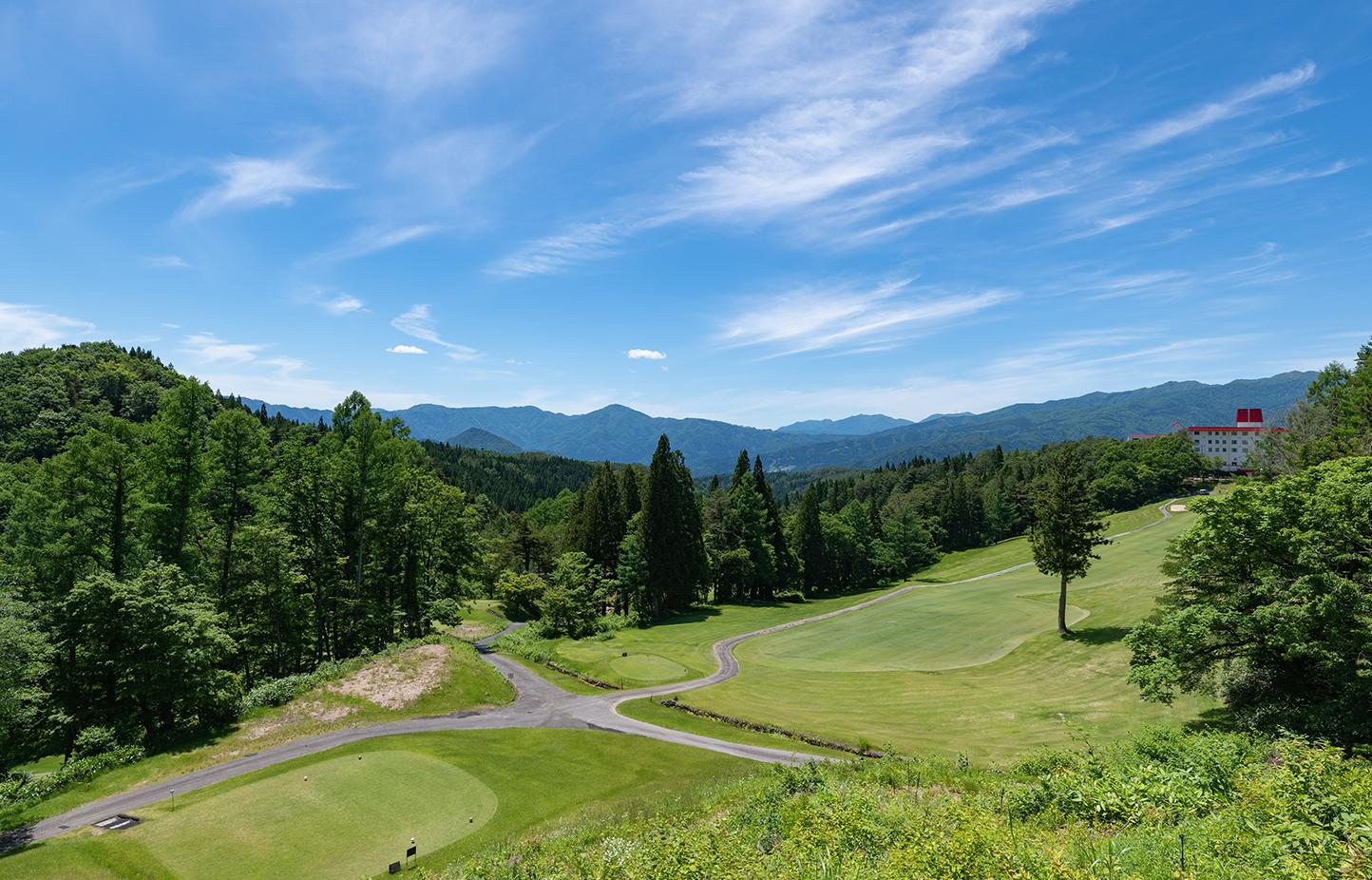 鷲ヶ岳高原ゴルフ倶楽部 スライダー画像3