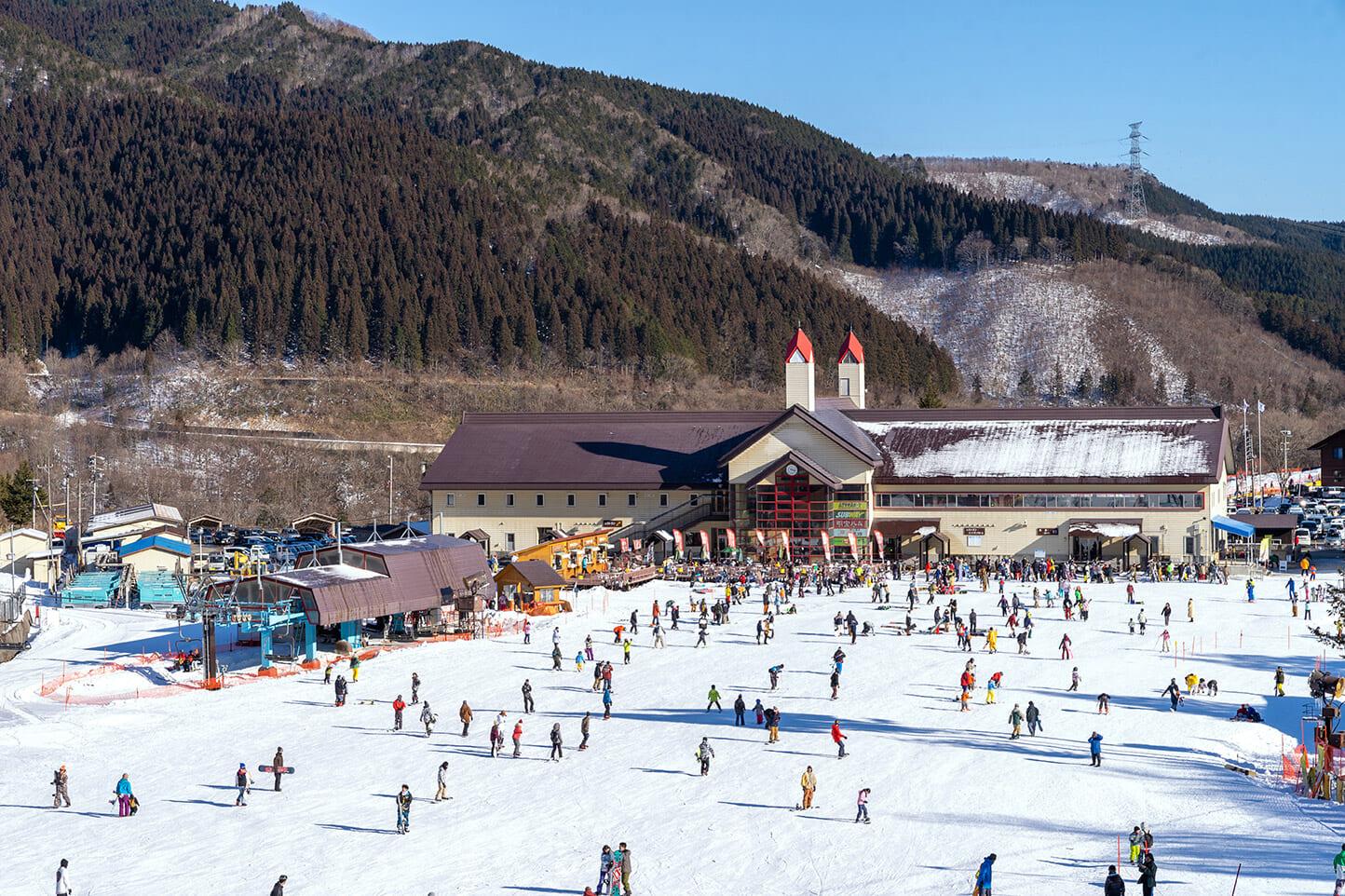 めいほうスキー場 スライダー画像1