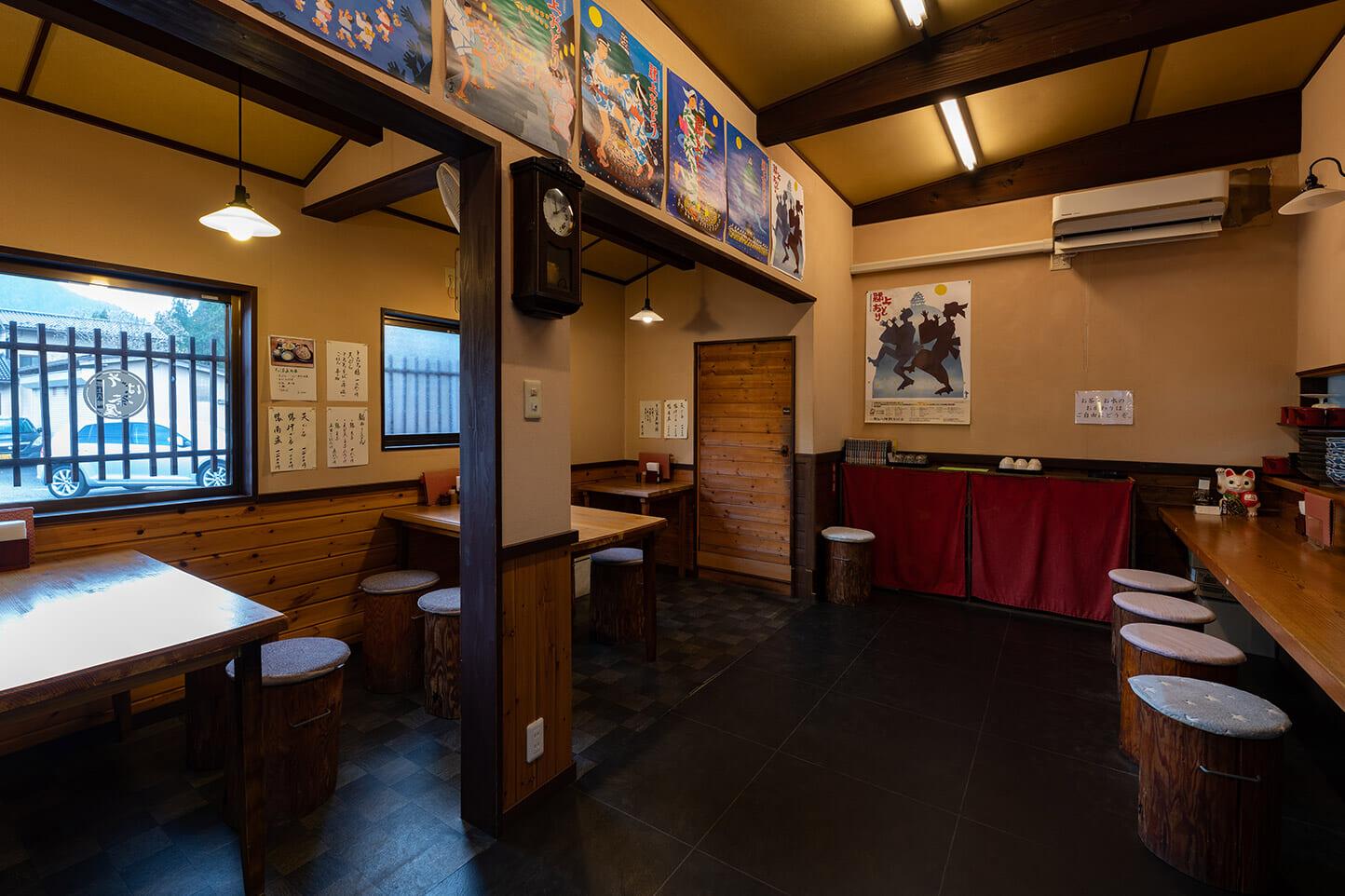 そば郡上八幡茶屋 スライダー画像3