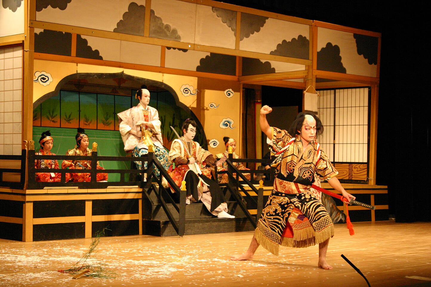 高雄歌舞伎 スライダー画像1