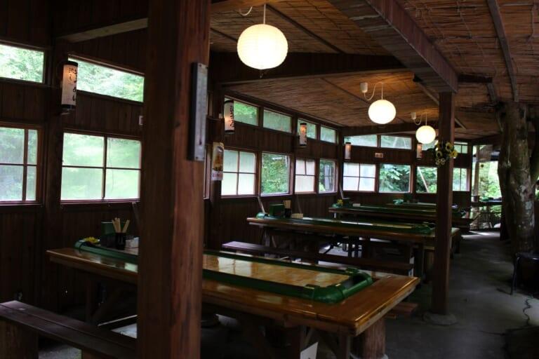 釜ヶ滝 滝茶屋