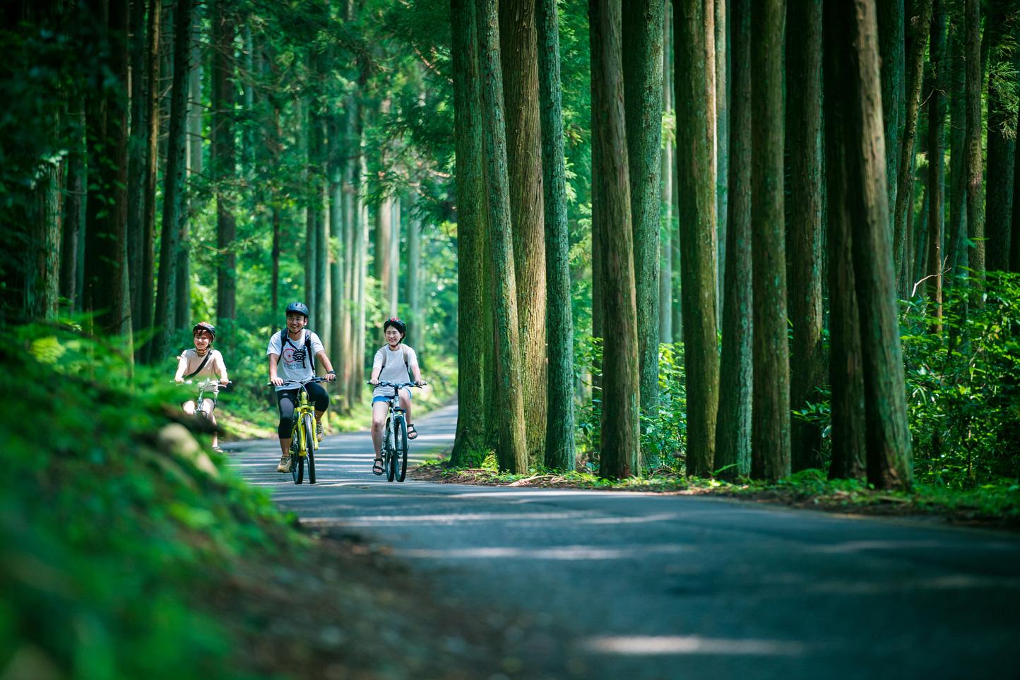 長良川サイクルクルーズ スライダー画像3