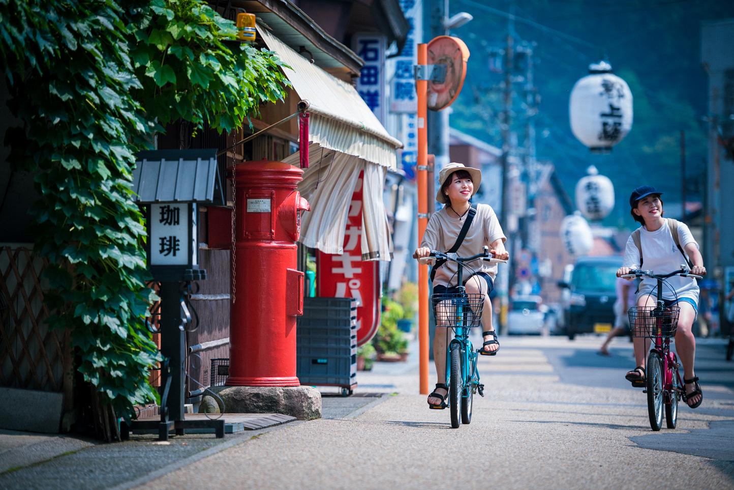 長良川サイクルクルーズ スライダー画像1