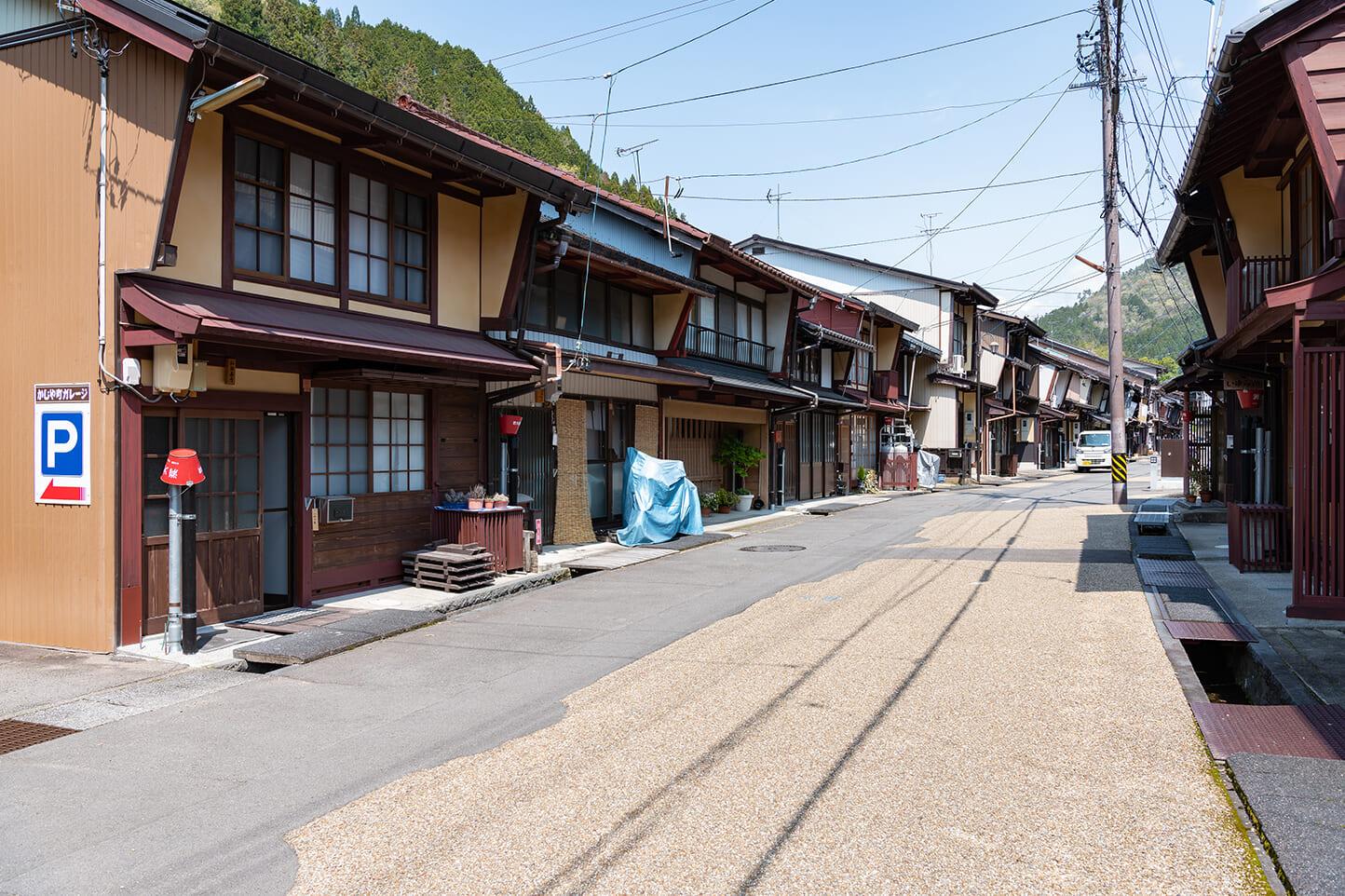 古い町並み スライダー画像2