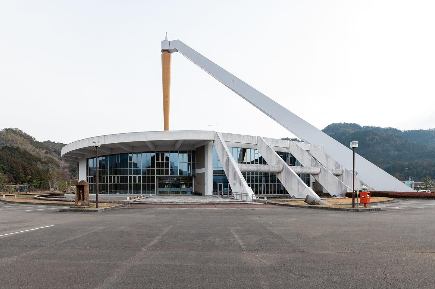 日本まん真ん中センター(円空研究センター) スライダー画像1