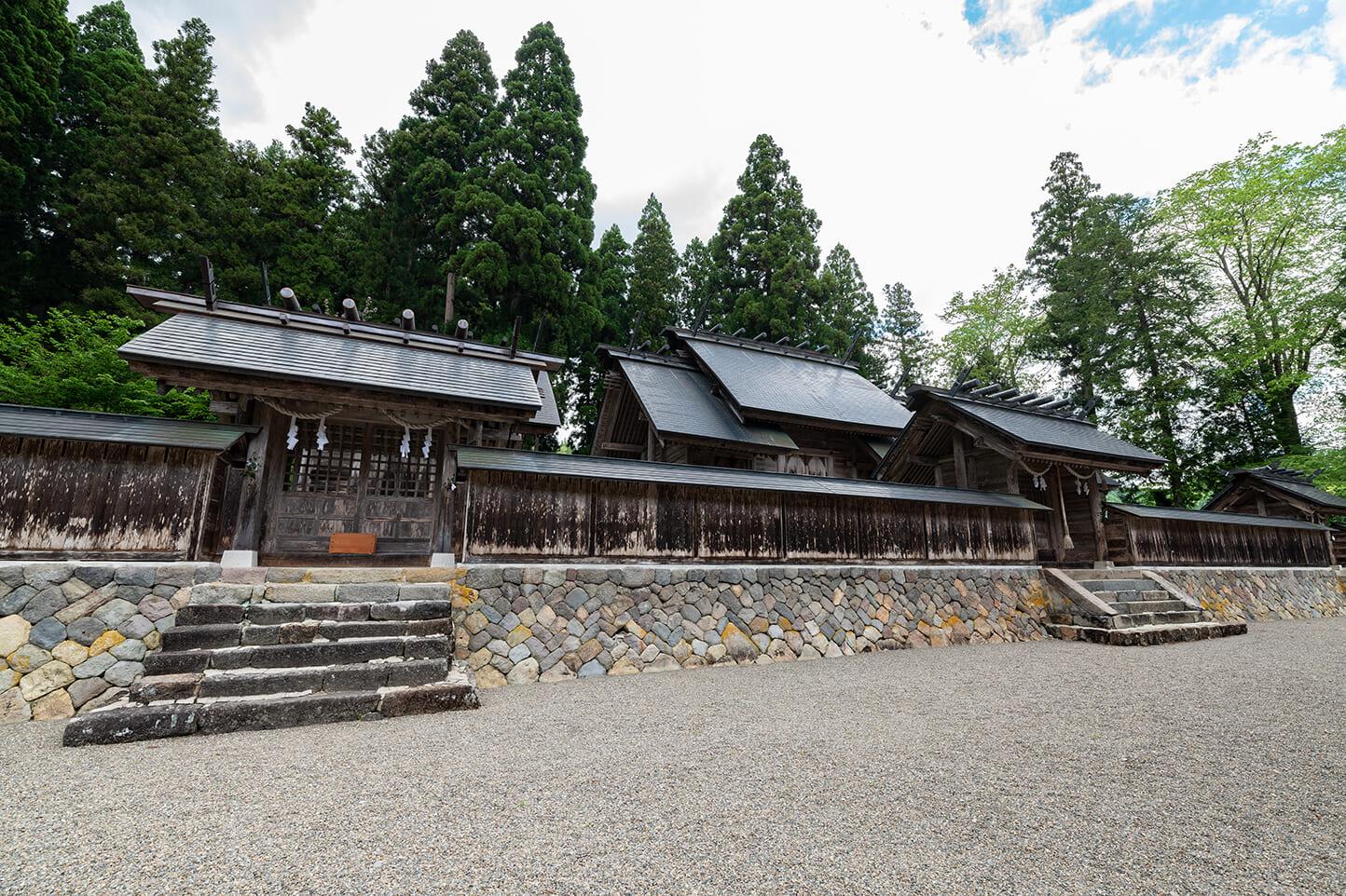 長滝白山神社・白山長瀧寺 スライダー画像2
