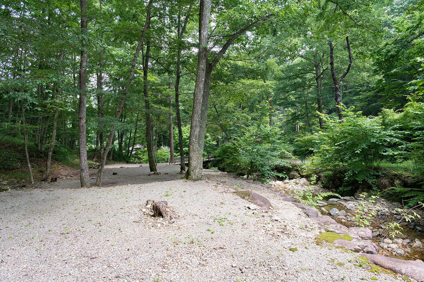 和良大月の森公園キャンプ場 スライダー画像3