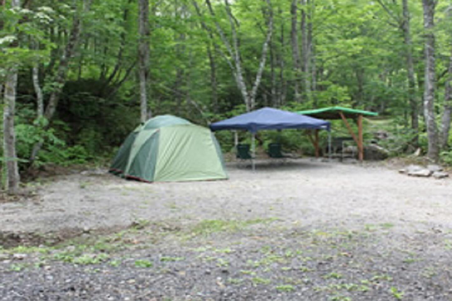 鷲ヶ岳立石キャンプ場 スライダー画像2