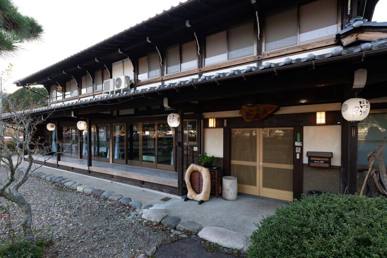 民宿 舟渡屋