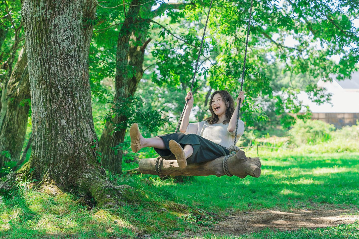 大自然で心を体を解放!初夏のファミリードライブコース