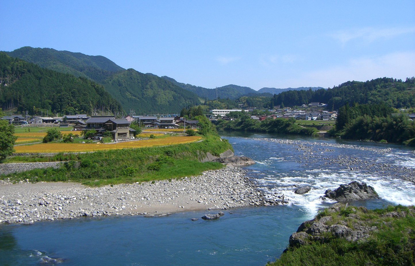 長良川 スライダー画像2