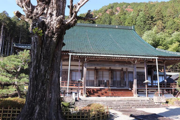 念興寺の「鬼の首」
