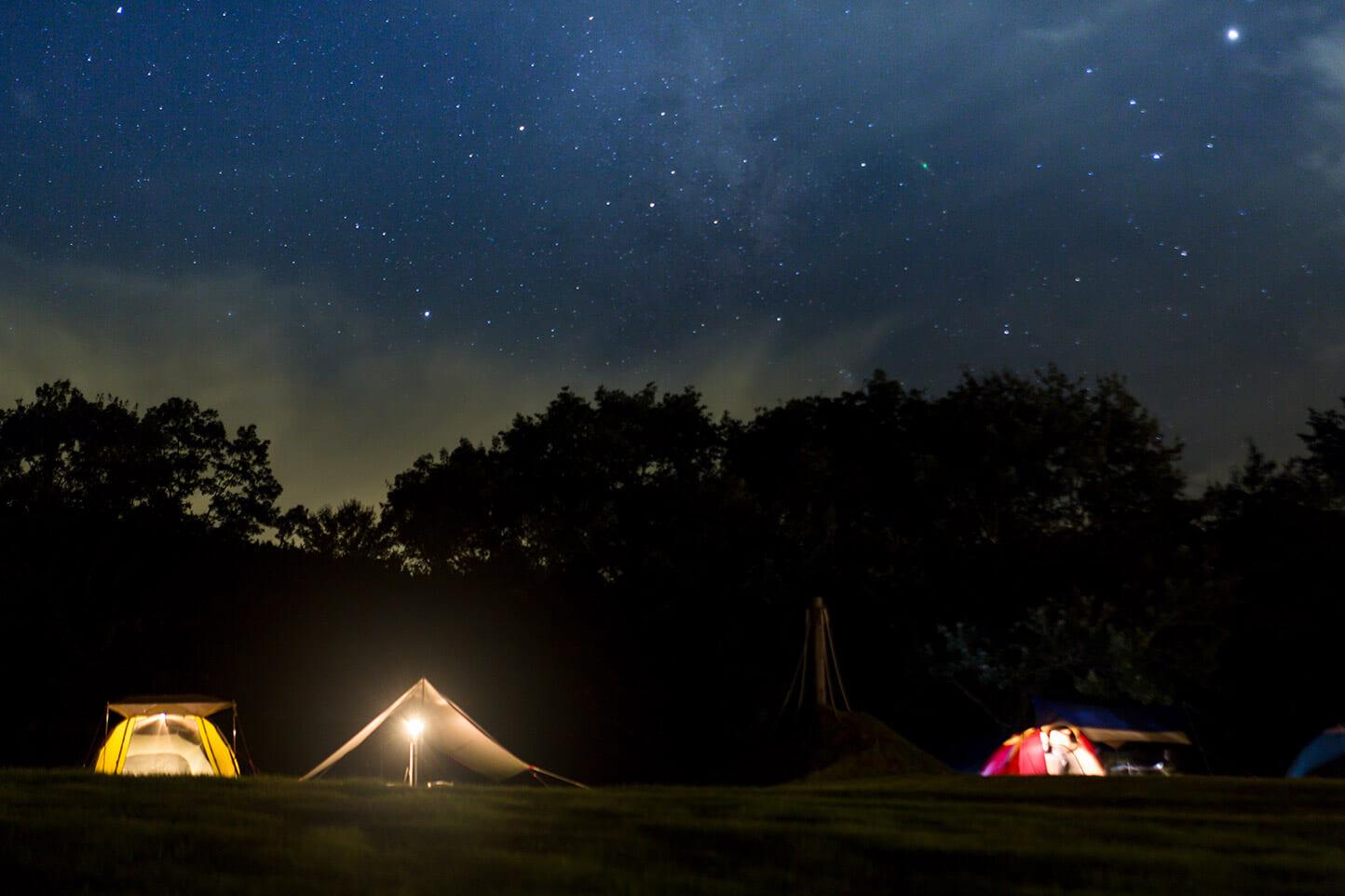めいほう高原キャンプフィールド スライダー画像2