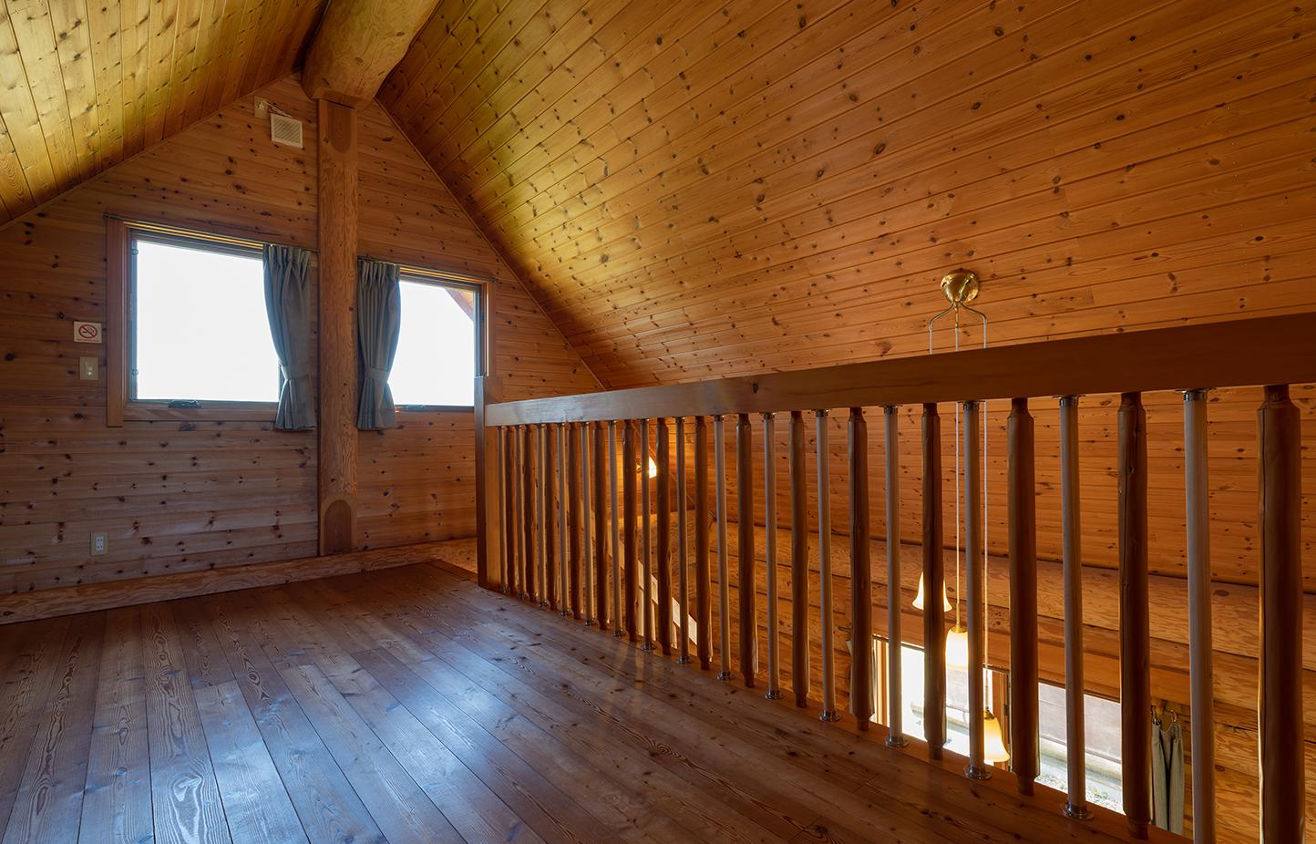 Rental Log Cottage West Village スライダー画像3