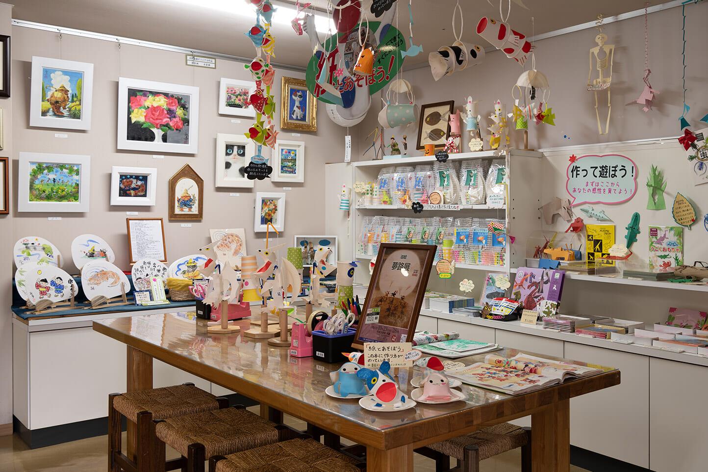 心の森ミュージアム 遊童館 スライダー画像2