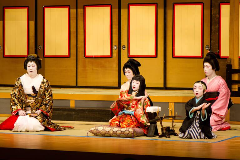 気良歌舞伎 スライダー画像1