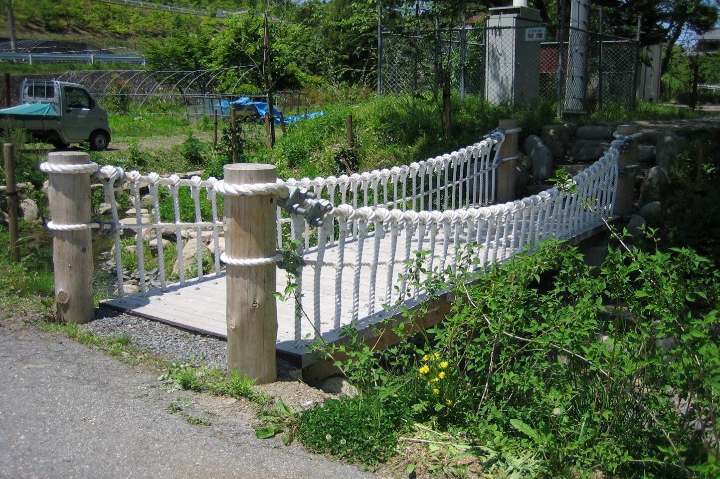 郡上大和ほたるの里公園 スライダー画像1