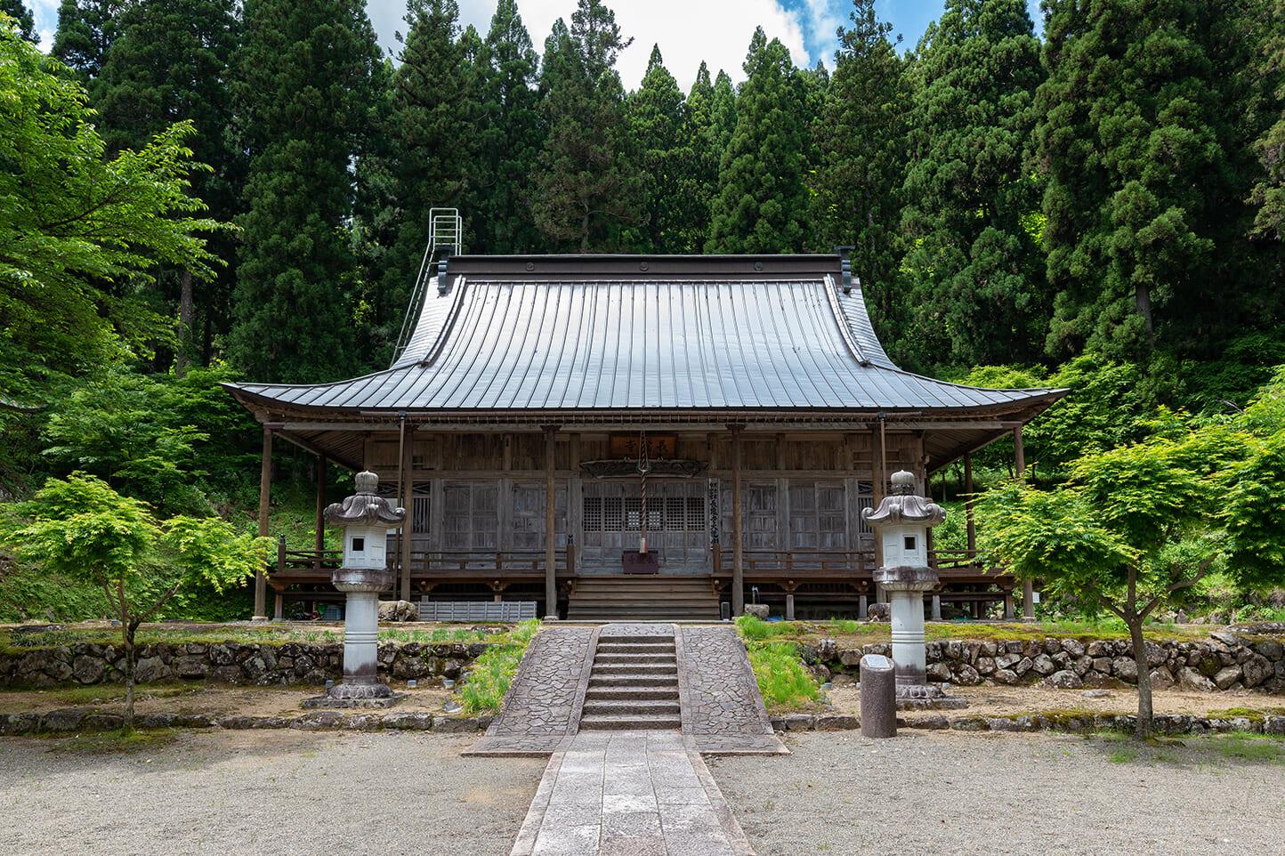 長滝白山神社・白山長瀧寺 スライダー画像3