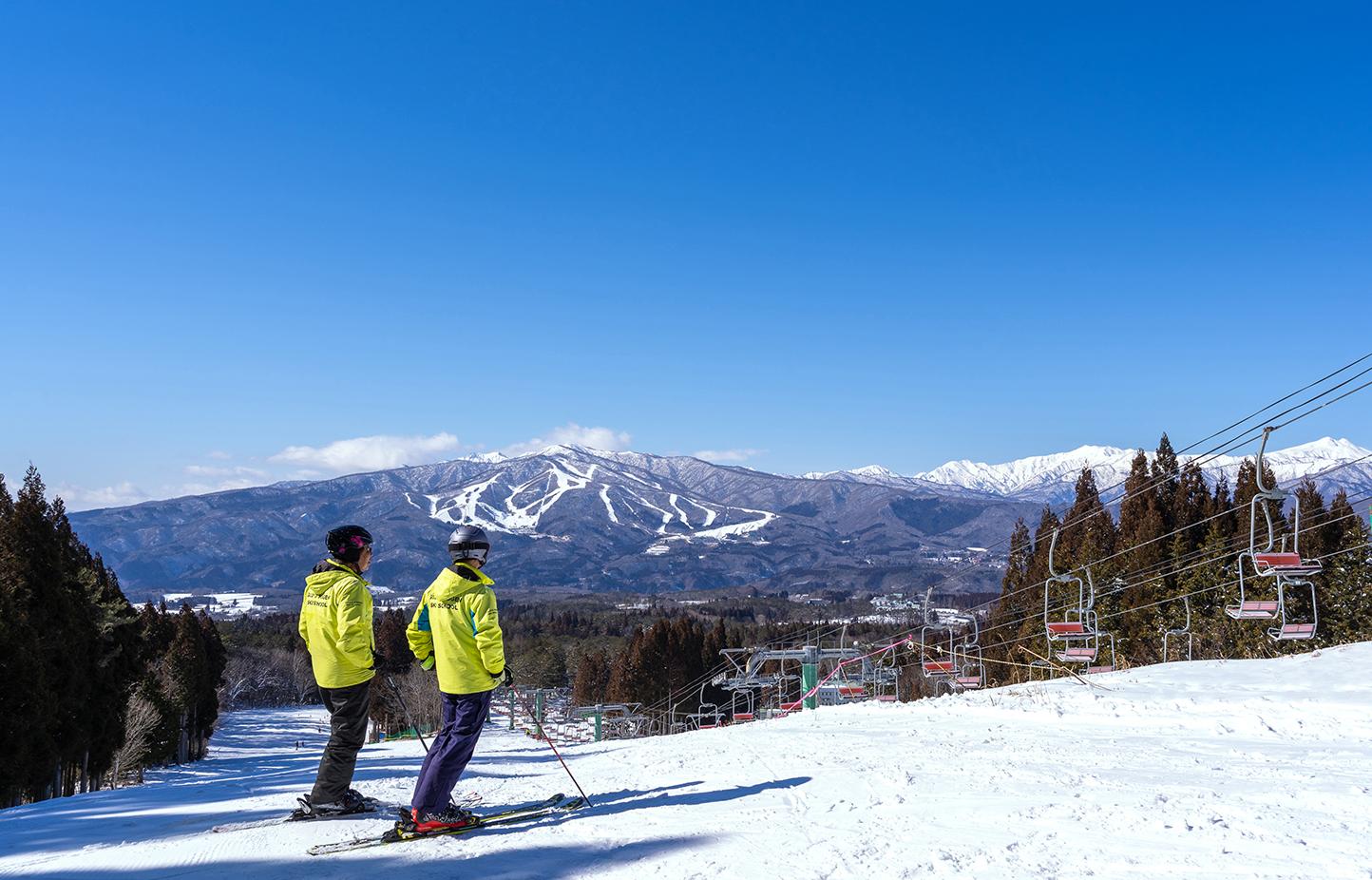 郡上ヴァカンス村スキー場 スライダー画像2