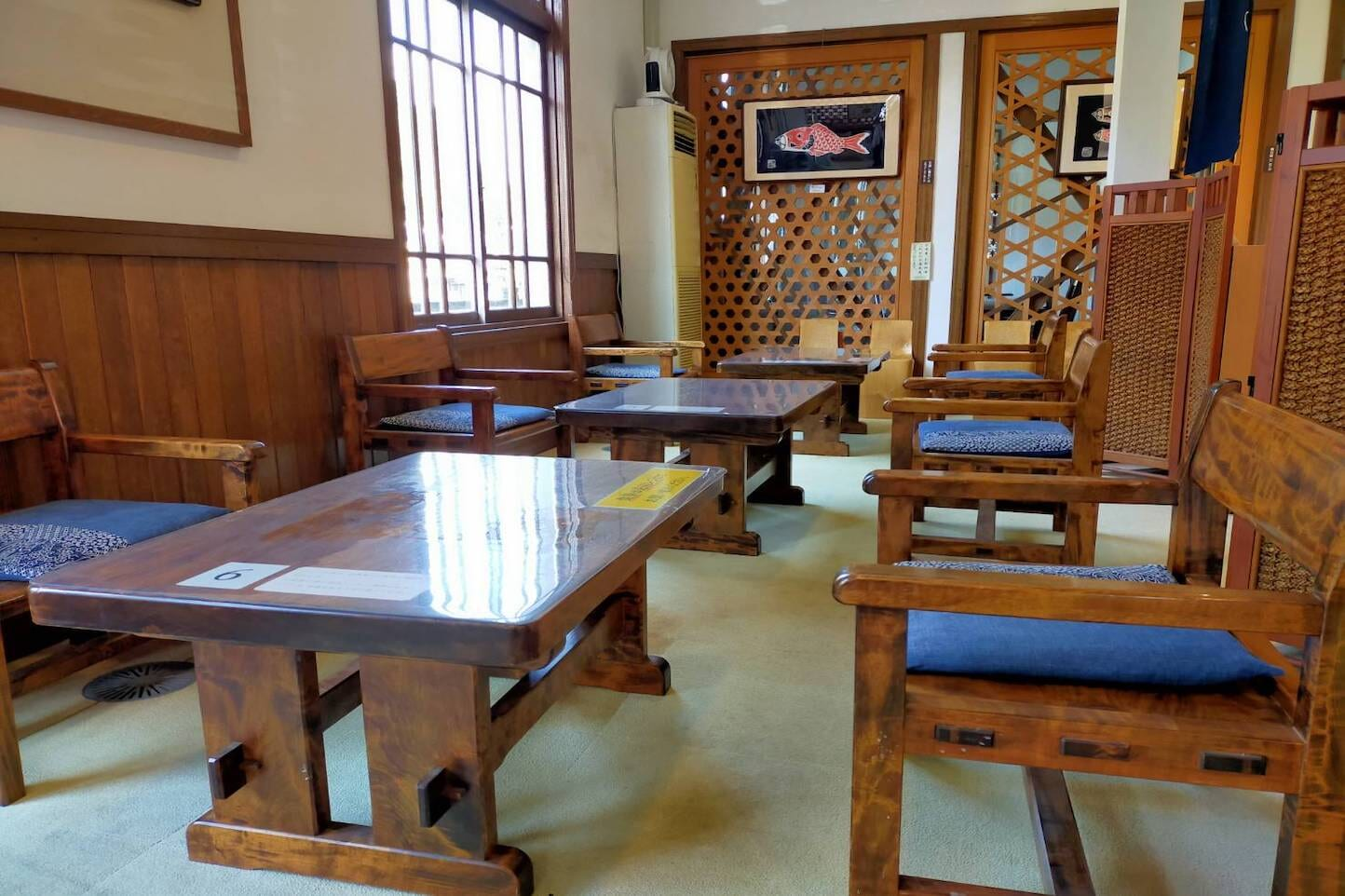 郡上八幡 旧庁舎食堂 スライダー画像2