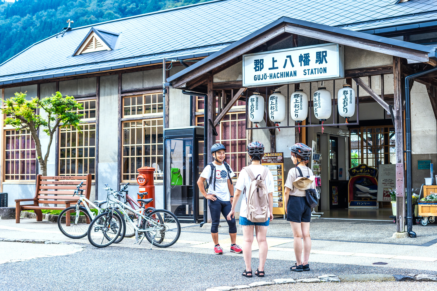 長良川サイクルクルーズ スライダー画像2