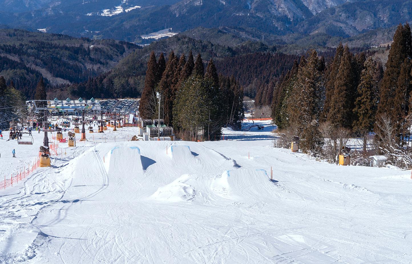 鷲ヶ岳スキー場 スライダー画像3