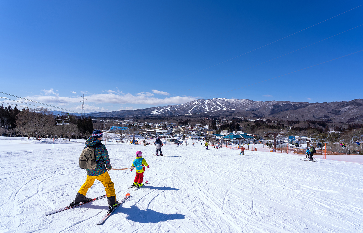ひるがの高原スキー場 スライダー画像1