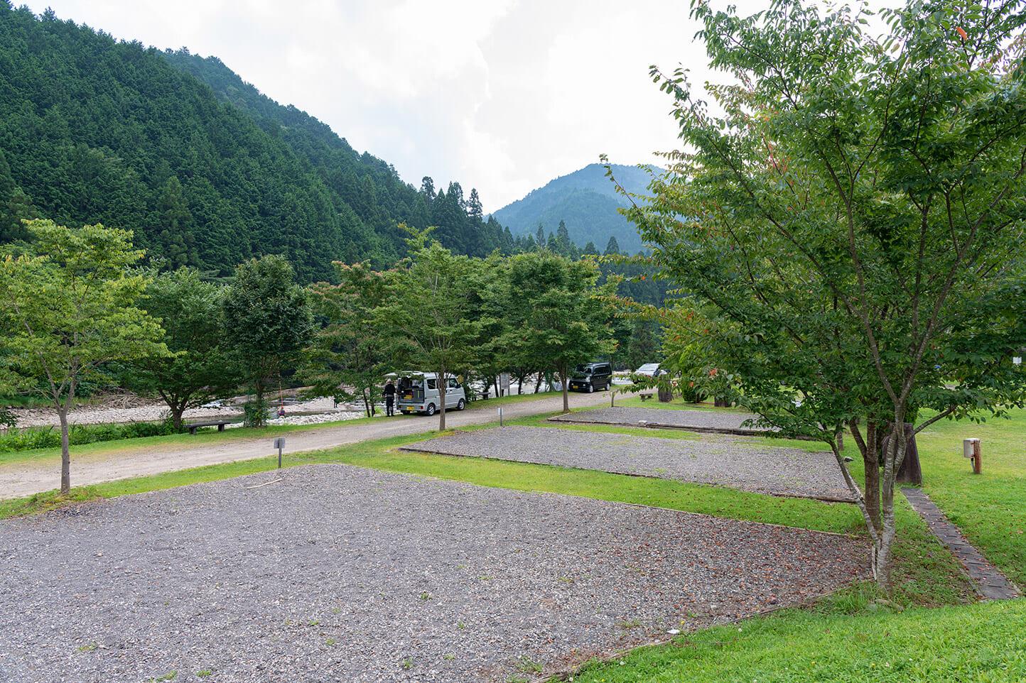 和良川公園オートキャンプ場 スライダー画像2