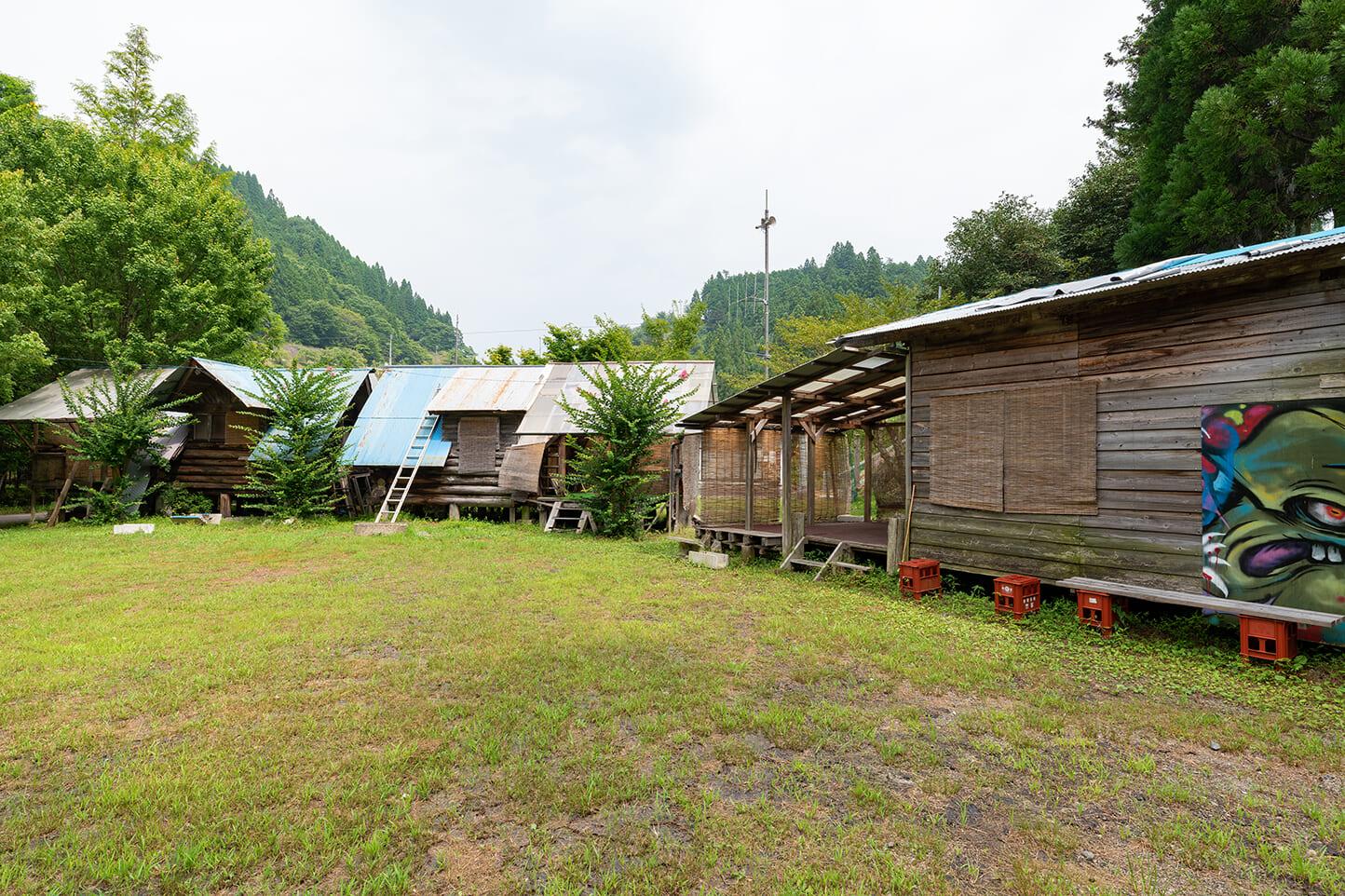 郡上八幡レインボーオートキャンプ場 スライダー画像1