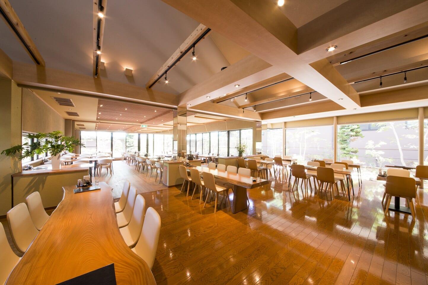 レストラン山法師 スライダー画像1