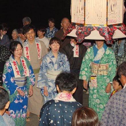 <M_023>盆踊りの元祖 拝殿踊り