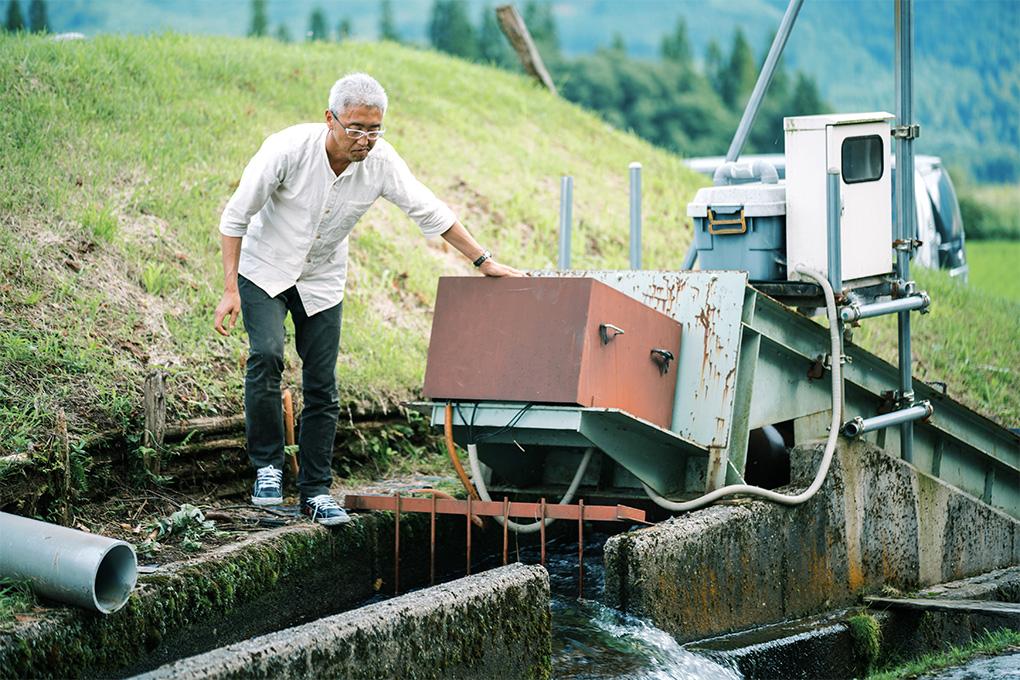 未来につながる水力発電