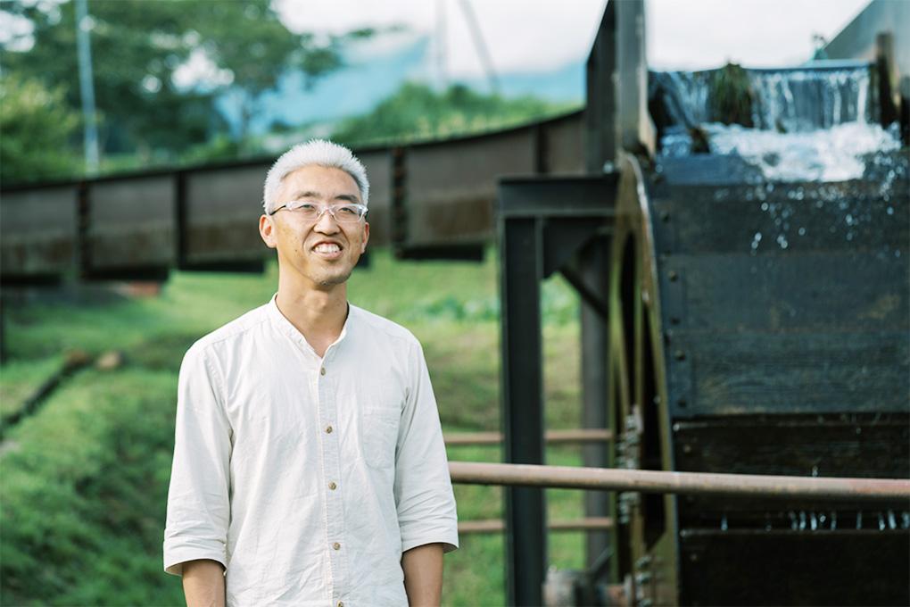 NPO法人地域再生機構 副理事長 平野彰秀さん