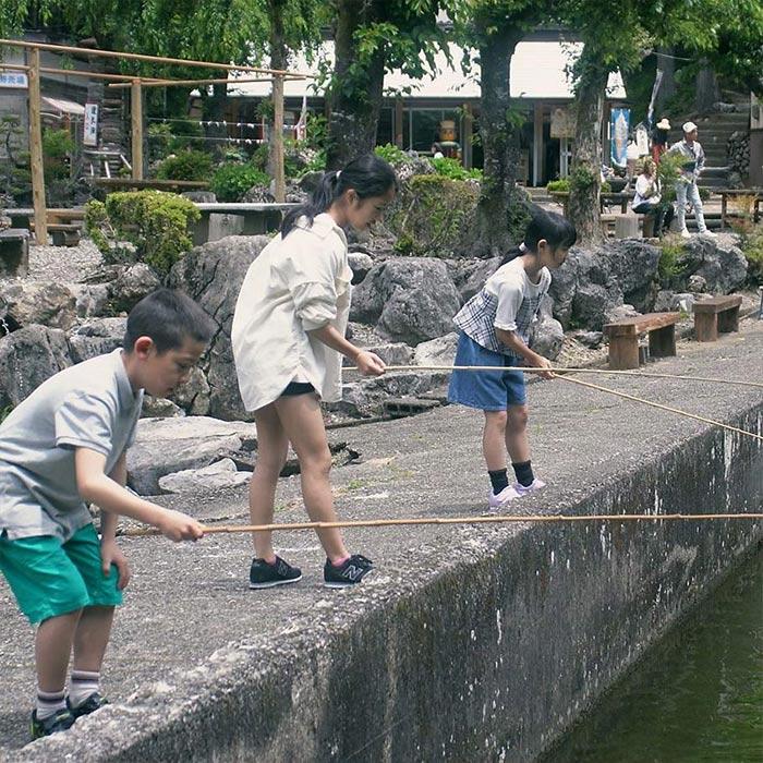 獲る / 釣り堀・つかみ取り