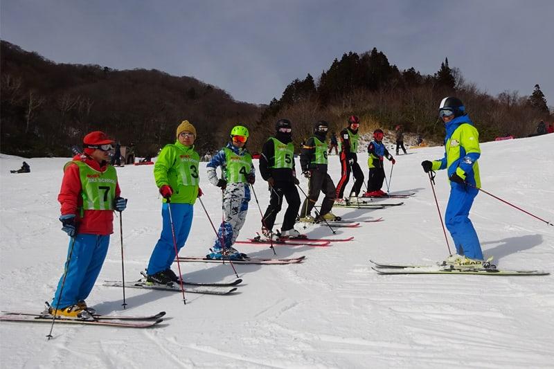 めいほうスキー学校01