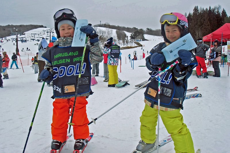 ひるがの高原プロスキー&スノーボードスクール01