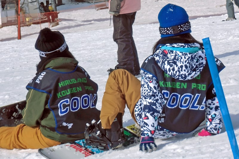 ひるがの高原プロスキー&スノーボードスクール02