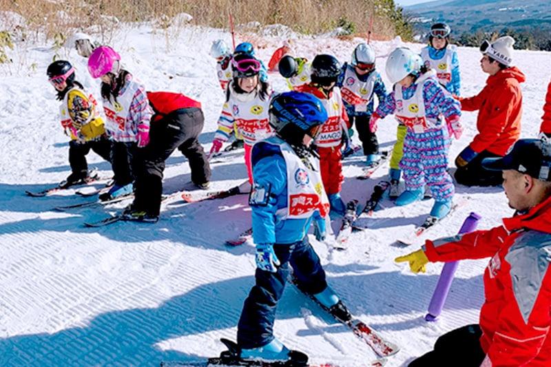 SIA公認 高鷲スノーパークスキースクール01